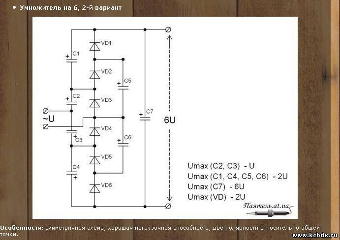 Схемы блоков питания. Подборка схем и конструкций блоков ...