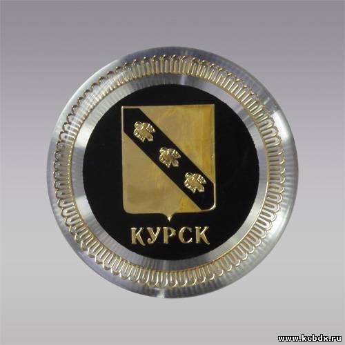 герб города курска